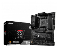 MSI B550-A PRO - 572283 - zdjęcie 1