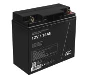 Green Cell Akumulator AGM  12V 18Ah - 547922 - zdjęcie 1