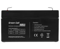 Green Cell Akumulator AGM VRLA  6V 1.3Ah - 547926 - zdjęcie 5