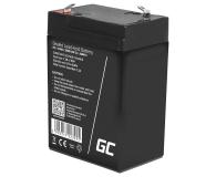 Green Cell Akumulator AGM VRLA  6V 4Ah - 547928 - zdjęcie 3
