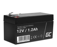 Green Cell Akumulator AGM VRLA  12V 1.2Ah - 547932 - zdjęcie 1