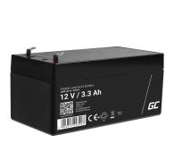 Green Cell Akumulator AGM VRLA  12V 3.3Ah - 547934 - zdjęcie 1