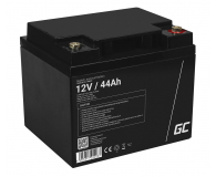 Green Cell Akumulator AGM VRLA  12V 44Ah - 547938 - zdjęcie 1