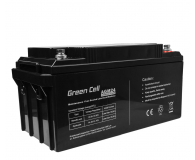 Green Cell Akumulator AGM VRLA  12V 65Ah - 547939 - zdjęcie 1