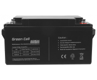 Green Cell Akumulator AGM VRLA  12V 65Ah - 547939 - zdjęcie 2