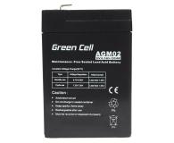 Green Cell Akumulator AGM  6V 4.5Ah - 547913 - zdjęcie 2