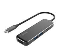 Unitek HUB USB-C - 2x USB 3.1, HDMI, czytnik kart SD - 579292 - zdjęcie 1