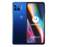 Motorola Moto G 5G Plus 6/128GB Surfing Blue 90Hz