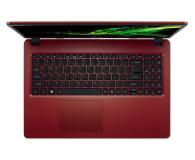 Acer Aspire 3 i3-1005G1/4GB/256 FHD Czerwony - 578280 - zdjęcie 5