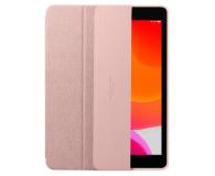 Spigen Urban Fit do iPad 7 generacji różowo-złoty - 576340 - zdjęcie 3