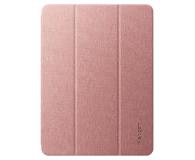 Spigen Urban Fit do iPad 7 generacji różowo-złoty - 576340 - zdjęcie 2