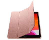 Spigen Urban Fit do iPad 7 generacji różowo-złoty - 576340 - zdjęcie 5