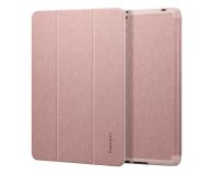 Spigen Urban Fit do iPad 7 generacji różowo-złoty - 576340 - zdjęcie 1
