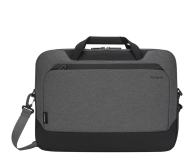 "Targus Cypress 15.6"" Briefcase with EcoSmart® Grey"