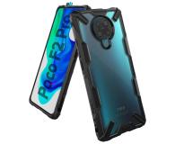 Ringke Fusion X do Xiaomi POCO F2 Pro czarny - 580257 - zdjęcie 2