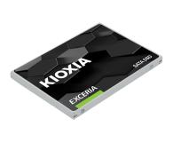 """KIOXIA 480GB 2,5"""" SATA SSD EXCERIA - 581058 - zdjęcie 2"""