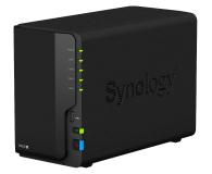 Synology DS220+ 2TB (2xHDD, 2x2-2.9GHz, 2GB, 2xUSB, 2xLAN) - 604496 - zdjęcie 3