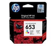 HP 653 CMY 200str. - 581041 - zdjęcie 1