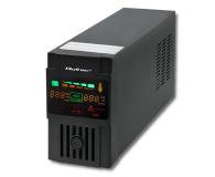 Qoltec Monolith (600VA/300W, 2xFR, USB, LCD, AVR) - 387643 - zdjęcie 1