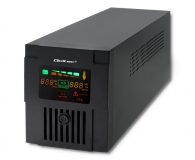 Qoltec Monolith (1000VA/600W, 2xFR, USB, AVR, LCD) - 387647 - zdjęcie 1