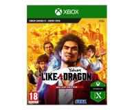 Xbox Yakuza: Like a Dragon (Day Ichi Steelbook Edition) - 568114 - zdjęcie 1