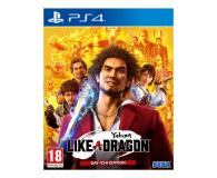 PlayStation Yakuza: Like a Dragon (Day Ichi Steelbook Edition) - 568110 - zdjęcie 1