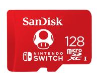 SanDisk 128GB microSDXC 100MB/s A1 V30 Nintendo Switch - 581871 - zdjęcie 1