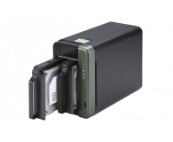 QNAP TS-253D-4G (2xHDD, 4x2.0-2.7GHz, 4GB, 5xUSB,2xLAN) - 575638 - zdjęcie 4