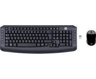HP Wireless Keyboard & Mouse 300 - 572260 - zdjęcie 1