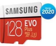 Samsung 128GB microSDXC Evo Plus zapis60MB/s odczyt100MB/s - 577325 - zdjęcie 3