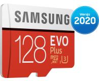 Samsung 128GB microSDXC Evo Plus zapis60MB/s odczyt100MB/s - 577325 - zdjęcie 2