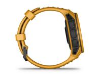 Garmin Instinct Solar Ciemnożółty - 578827 - zdjęcie 6