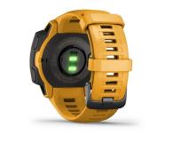 Garmin Instinct Solar Ciemnożółty - 578827 - zdjęcie 4