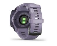 Garmin Instinct Solar fioletowy - 578826 - zdjęcie 4