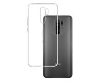 3mk Clear Case do Xiaomi Redmi 9 - 580461 - zdjęcie 1