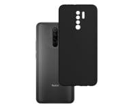 3mk Matt Case do Xiaomi Redmi 9 czarny - 580466 - zdjęcie 1