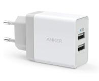 Anker Ładowarka sieciowa 2xUSB 24W + kabel microUSB - 583678 - zdjęcie 2