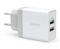Anker 2xUSB 24W (biały) - 583670 - zdjęcie 1