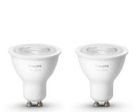 Philips Hue White (2szt. GU10 5,2W) - 583451 - zdjęcie 1