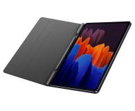 Samsung Book Cover do Galaxy Tab S7+ czarny - 583887 - zdjęcie 4