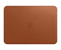 "Apple Skórzany futerał na MacBook Pro | Air 13"" brąz - 584249 - zdjęcie 1"