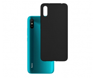 3mk Matt Case do Xiaomi Redmi 9A czarny - 584272 - zdjęcie 1