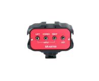 Saramonic Adapter audio SR-AX100 - 584602 - zdjęcie 1