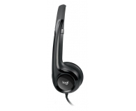 Logitech H390 Headset czarne z mikrofonem - 71783 - zdjęcie 2