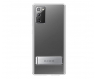 Samsung Clear Standing Cover do Galaxy Note 20   - 582466 - zdjęcie 1