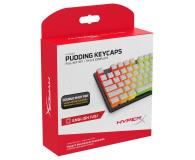 HyperX PBT Pudding Keycap White - 586885 - zdjęcie 5