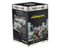CENEGA Cyberpunk 2077: Metro puzzles 1000 - 586038 - zdjęcie 1