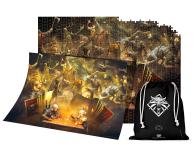CENEGA The Witcher (Wiedźmin): Playing Gwent puzzles 1000 - 586045 - zdjęcie 3