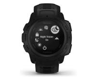 Garmin Instinct Tactical Czarny - 585986 - zdjęcie 2