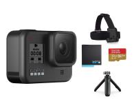 GoPro HERO8 Black + Akcesoria  - 586480 - zdjęcie 1